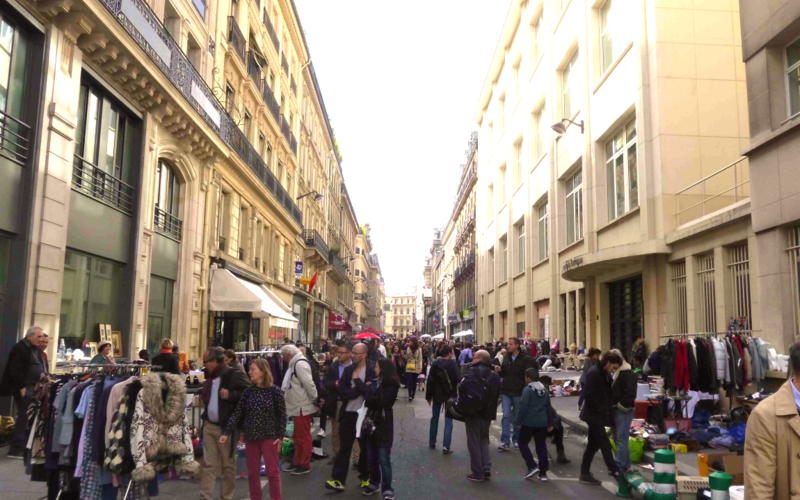 Vide-greniers du Quartier de la Bourse