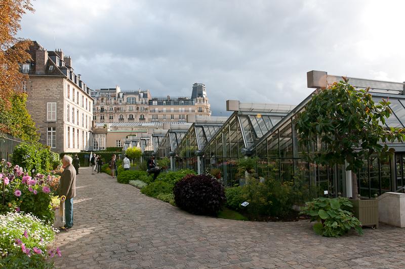 serres du luxembourg