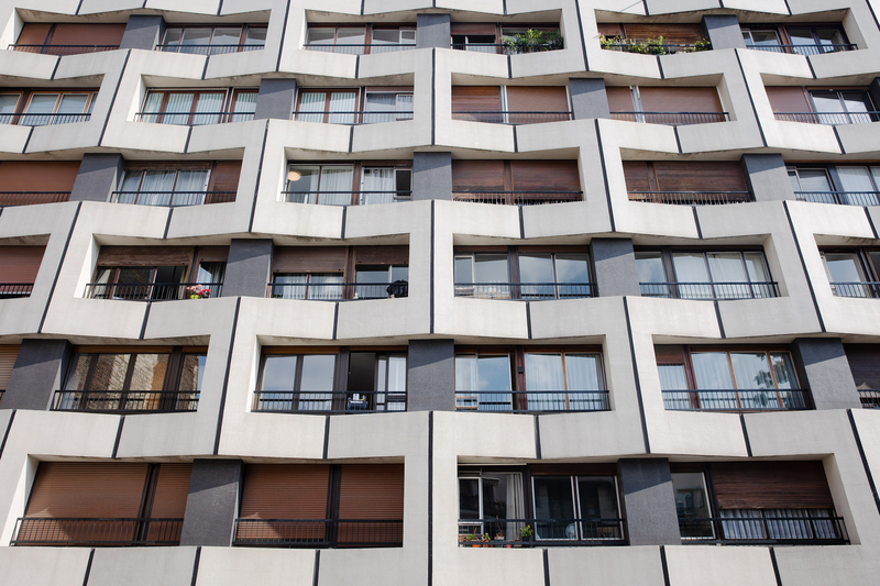 17-23 rue Claude Terrasse, 16e - 1963
