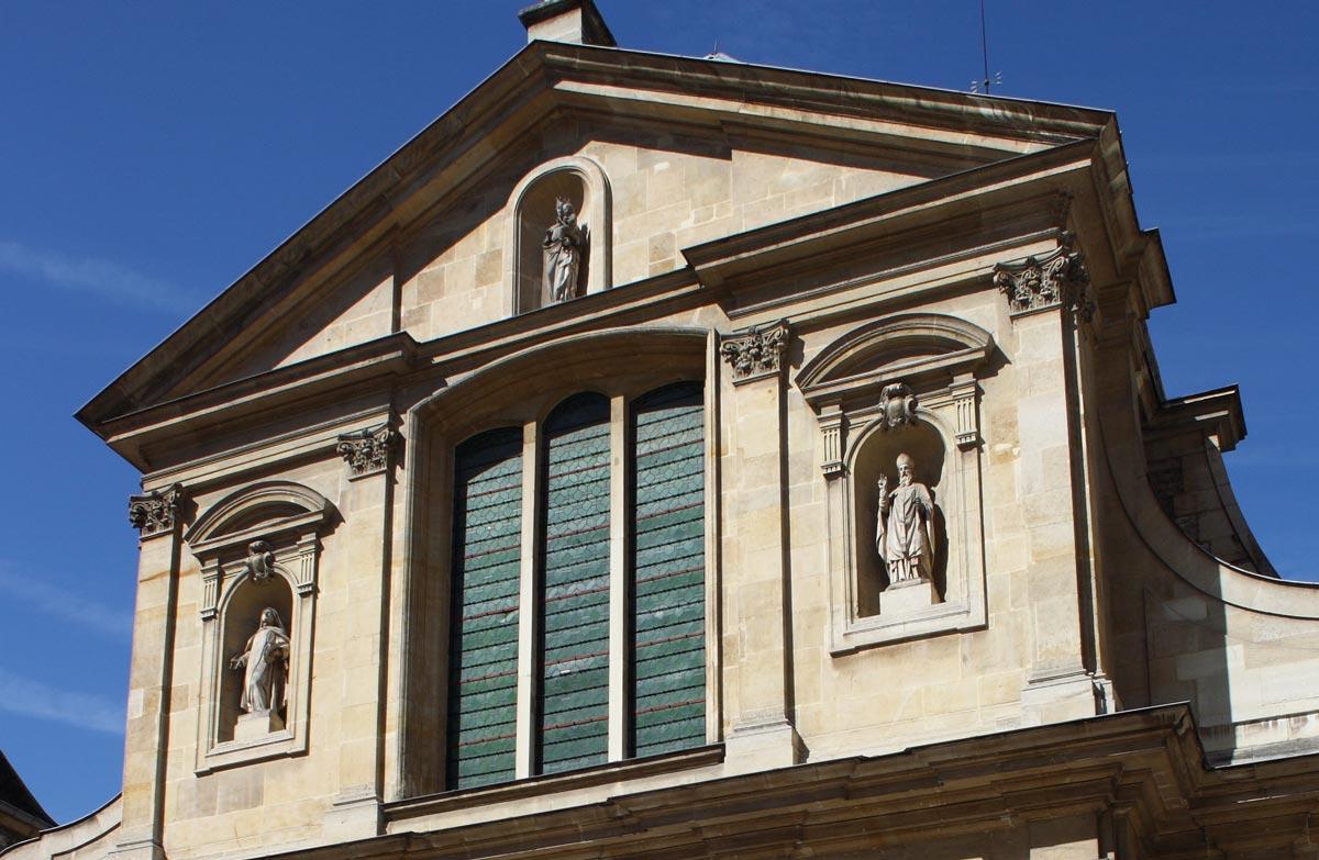 église saint joseph des carmes
