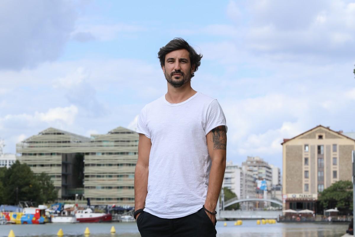 Yann Leymarie de l'association Surfrider Europe