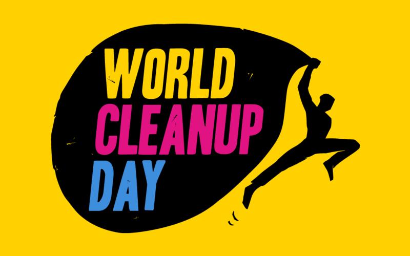 Logo du World Cleanup Day