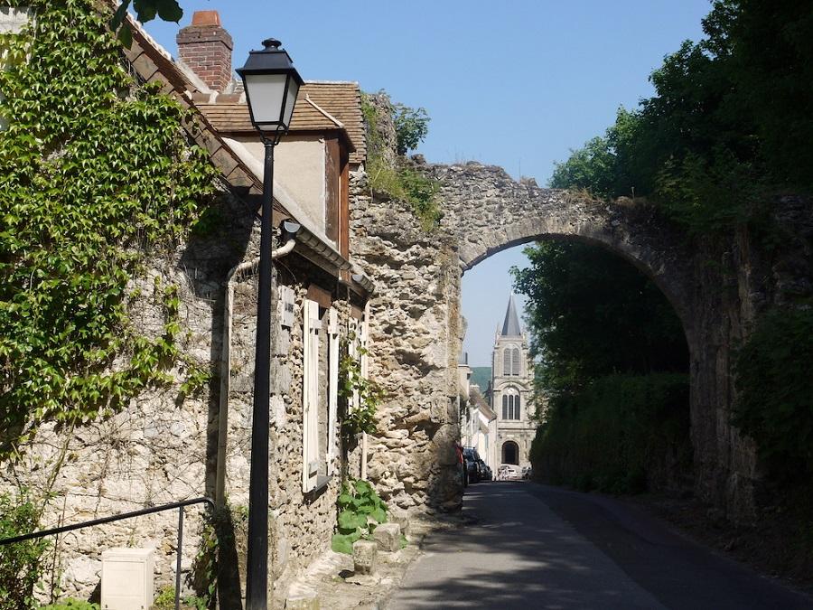 Montfort l'Amaury / Chantille de Lincourt