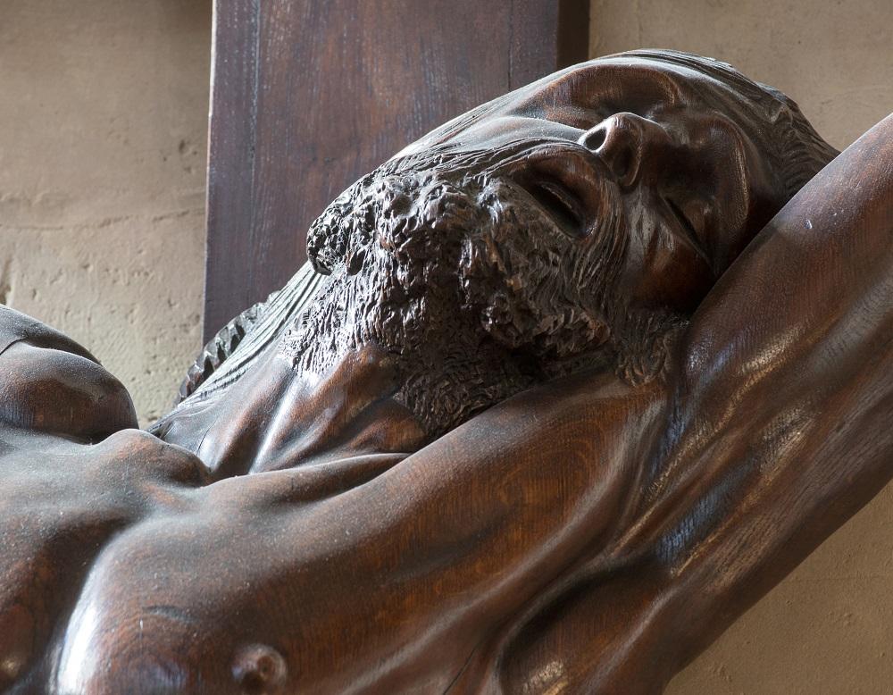 Christ expirant d'Auguste Préault
