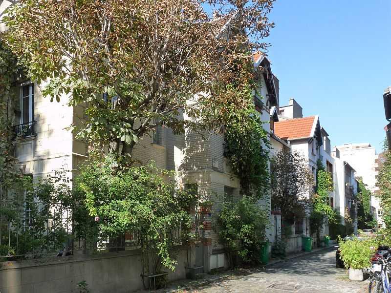 Villa Santos Dumont Paris 15