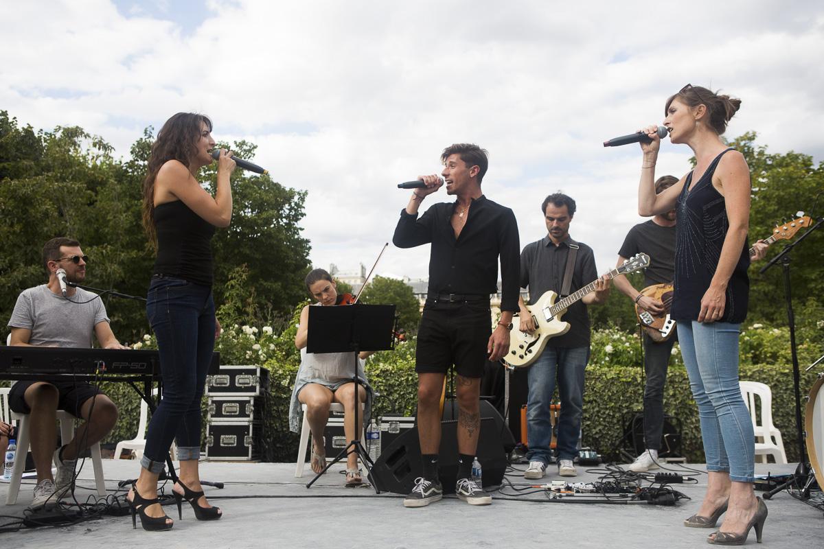 Concert des Funambules