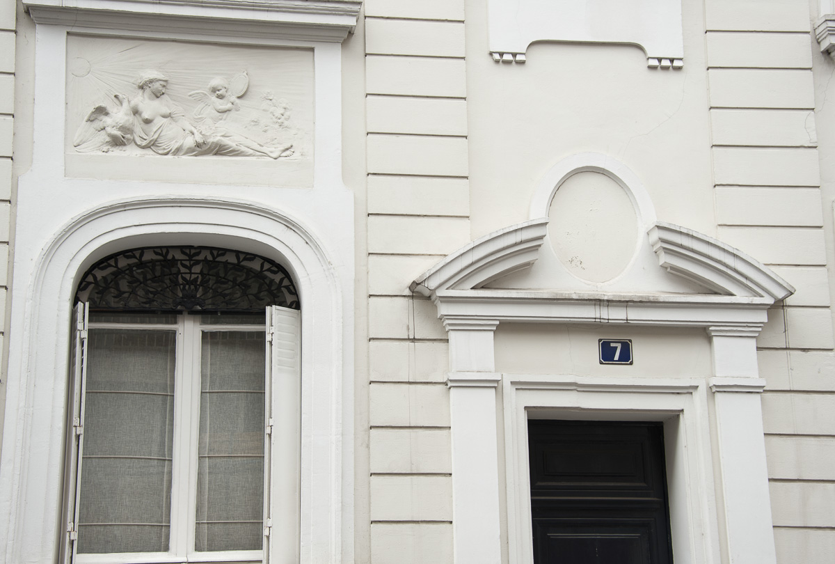 7 rue Leconte de lisle, 16e