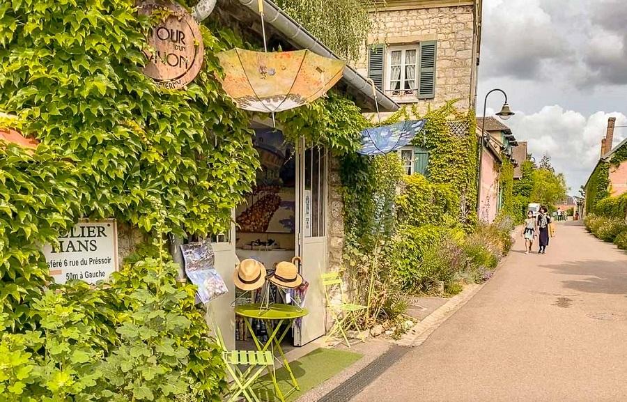 Giverny / Villages et Patrimoine