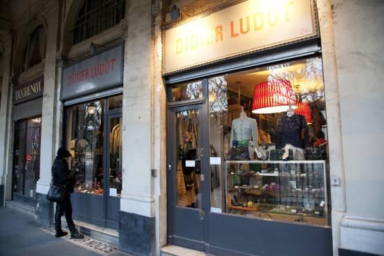 Dépôt-vente Didier Ludot