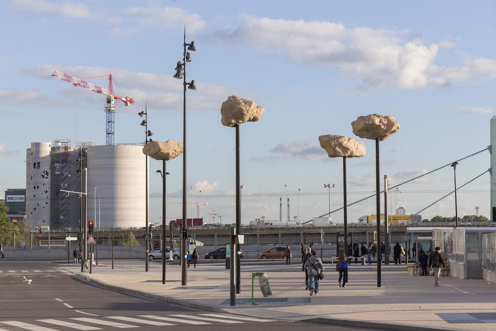 Les Rochers dans le ciel, de Didier Marcel