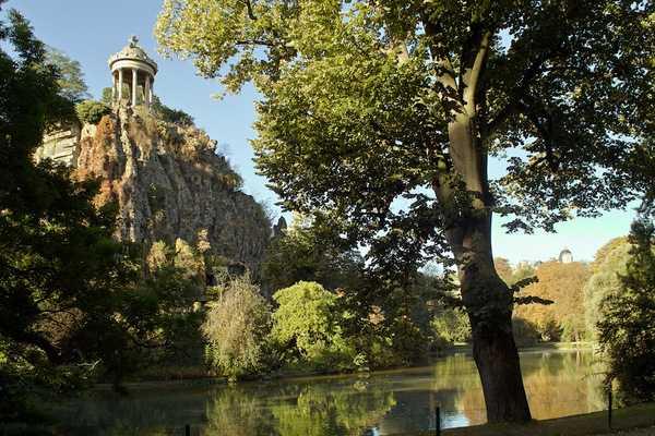 Parc des Buttes de Chaumont
