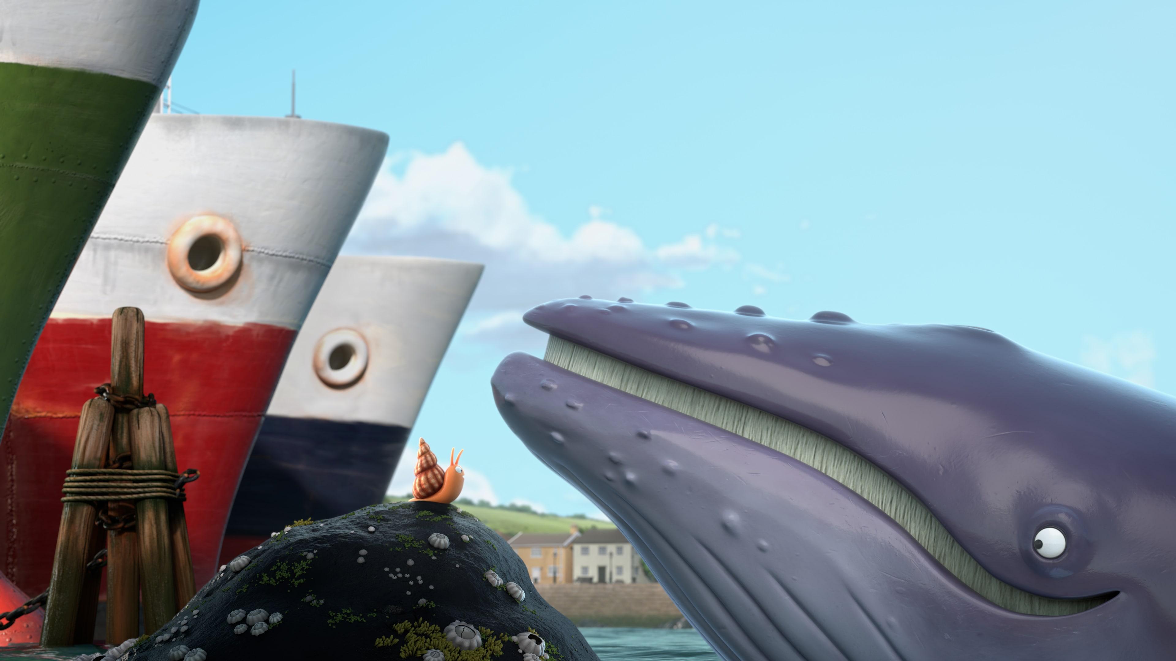 """""""La Baleine et l'Escargote"""""""