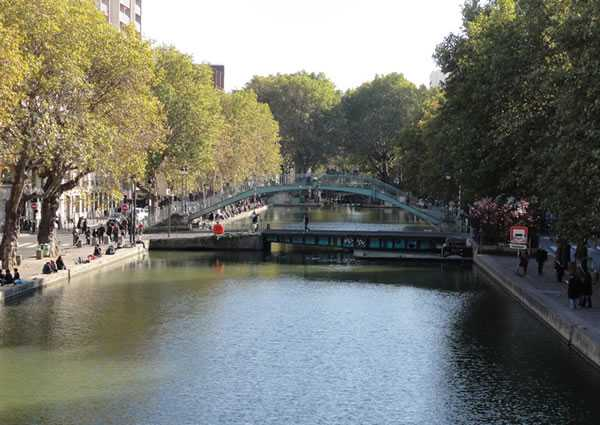 Canal Saint Martin 144204