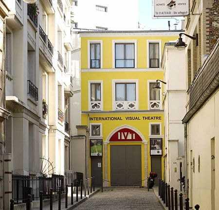 International Visual Theater à Paris 9ème arrondissement