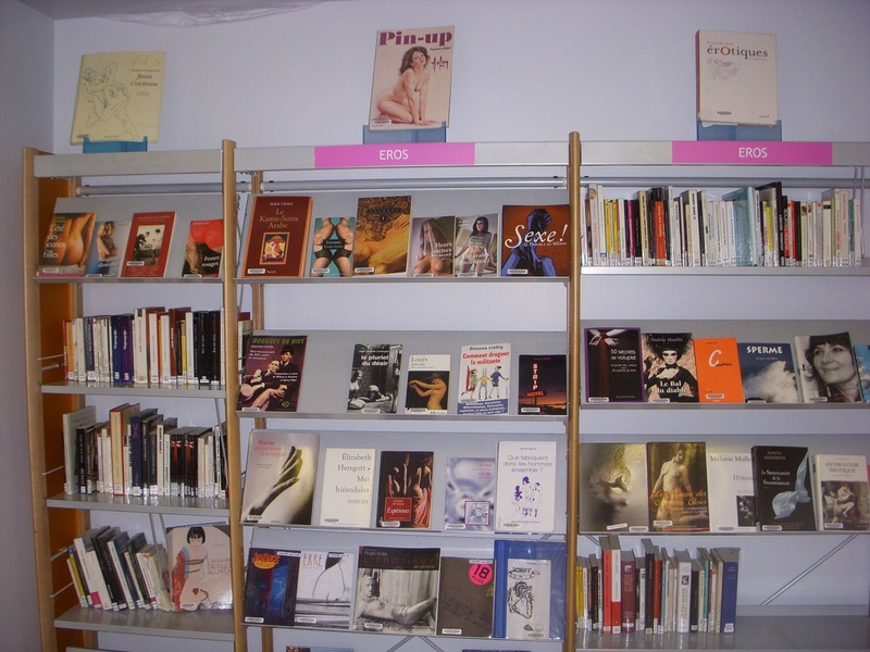 Eros, fonds érotique de la bibliothèque Charlotte Delbo