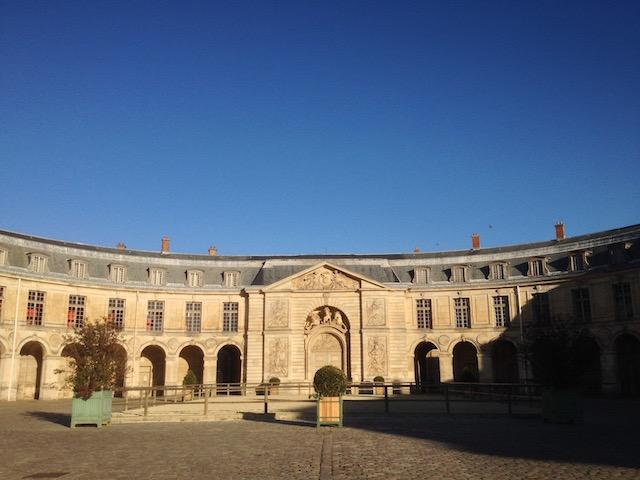 L'Académie équestre à Versailles