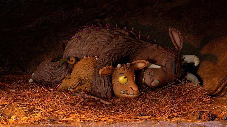 """""""Le Petit Gruffalo"""""""