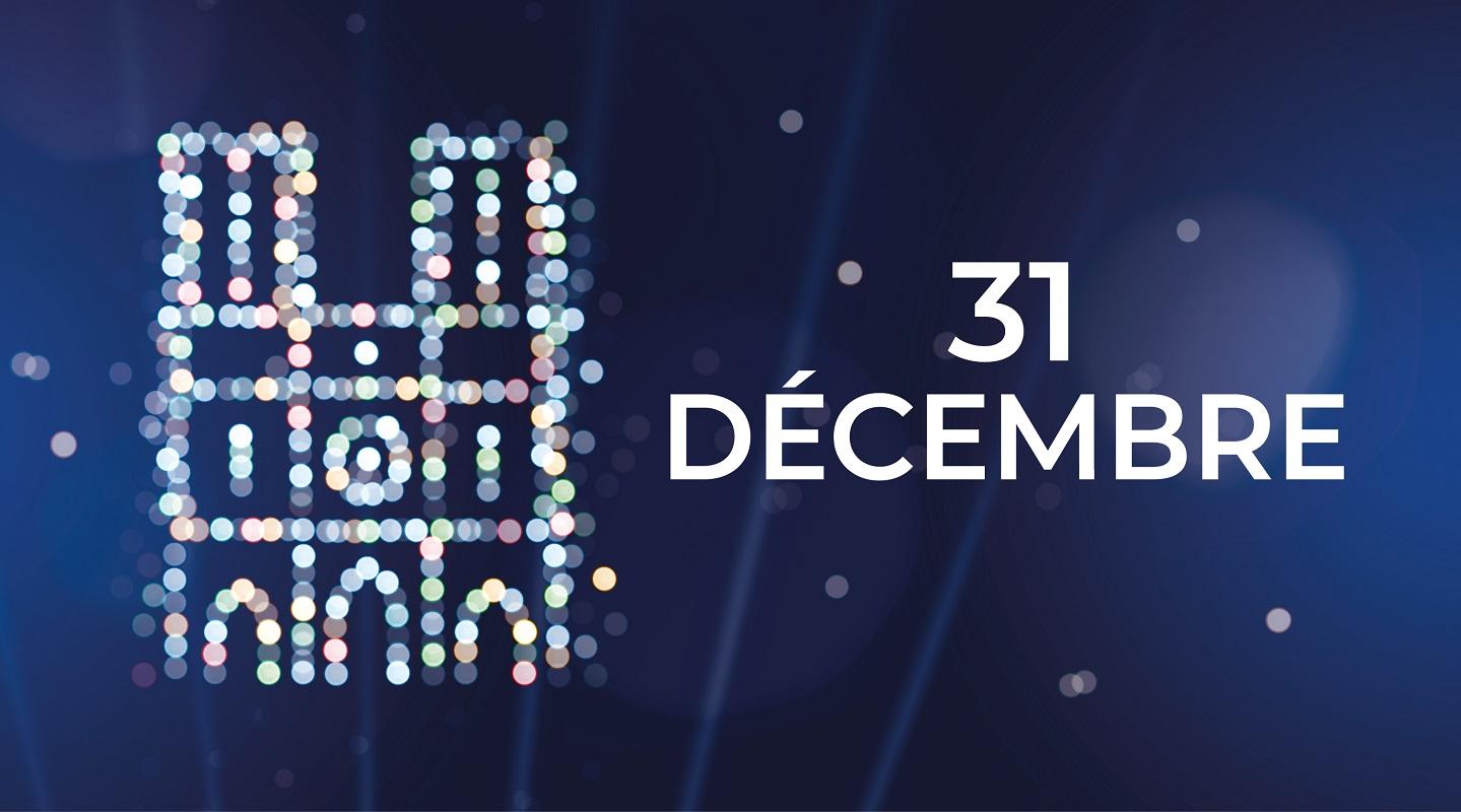 31 décembre 2020 Concert dans notre-Dame virtuelle