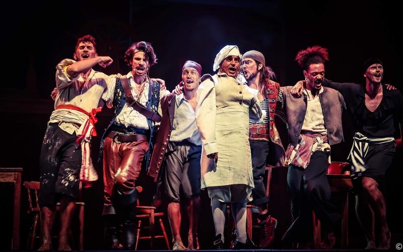 Pirates au Casino de Paris
