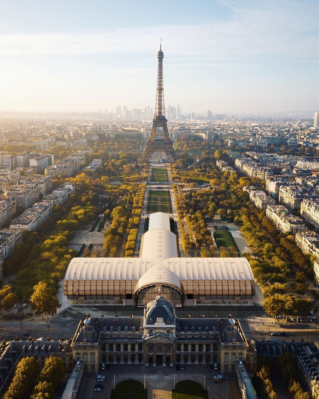 Grand Palais Ephémère - 2021