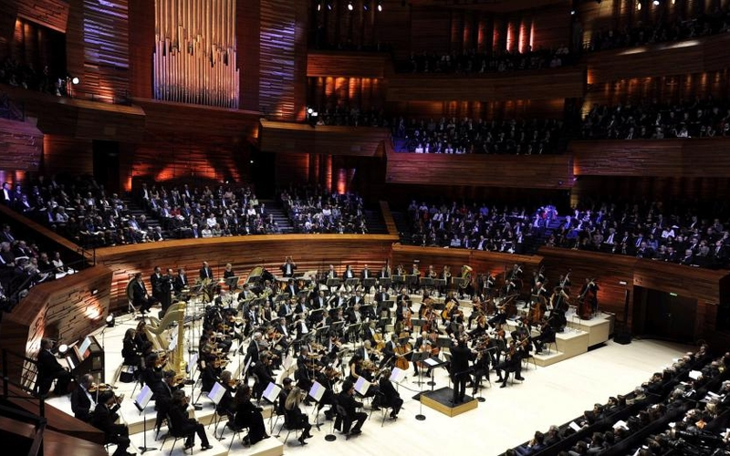 L'Orchestre National de France à l'Auditorium de Radio France