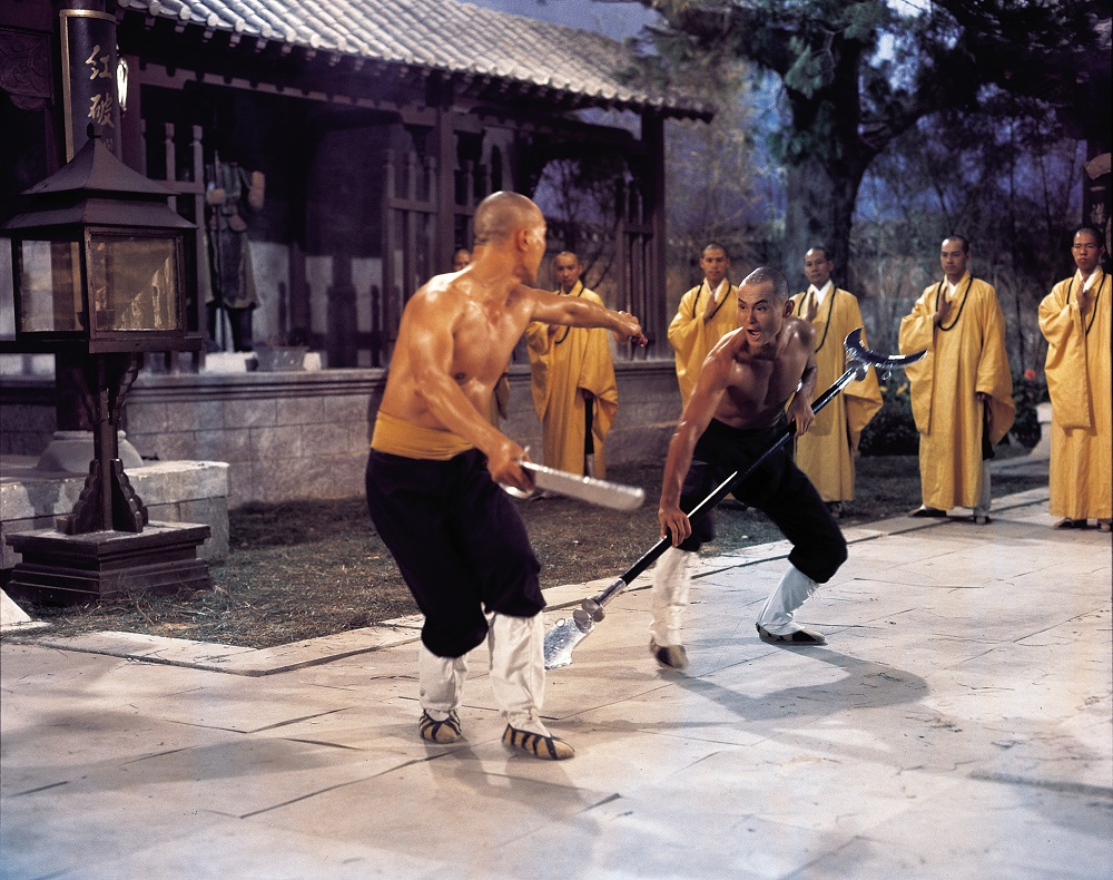 The place to follow martial arts in Paris?