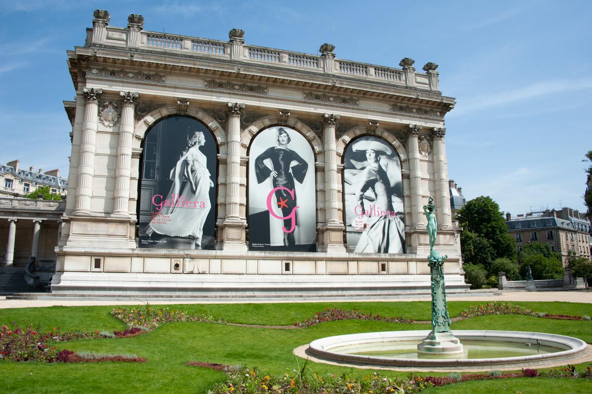 Le musée Galliéra, le musée de la mode