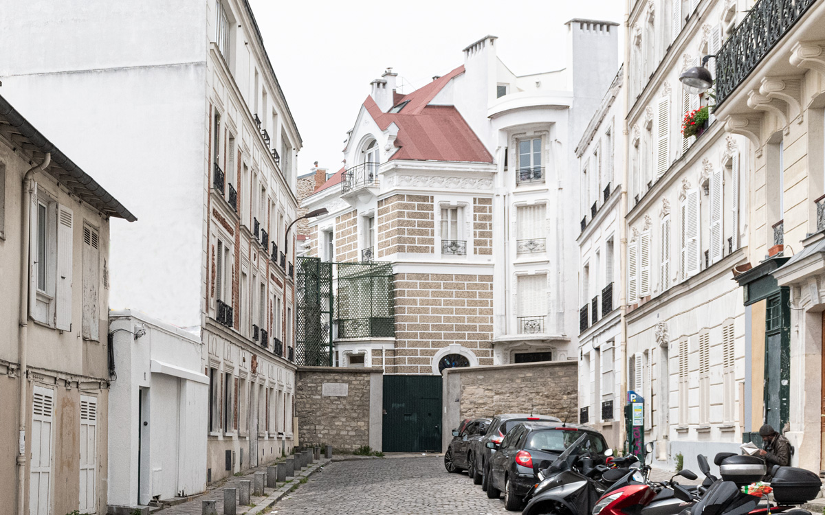 11 bis rue d'Orchampt 18e