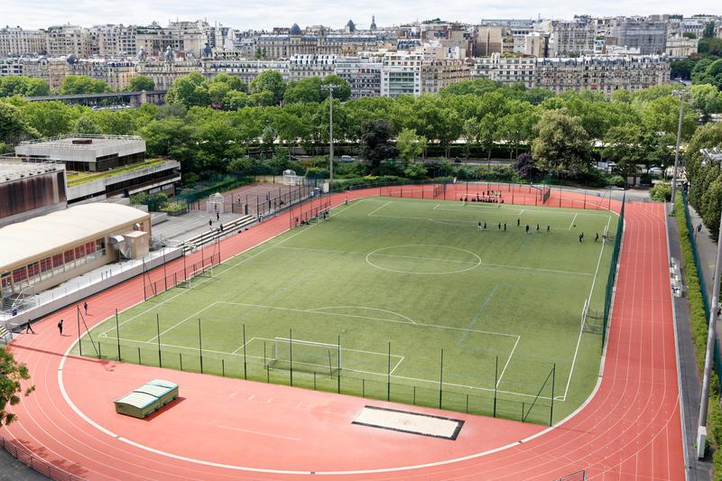 Stade Emile Anthoine/Paris