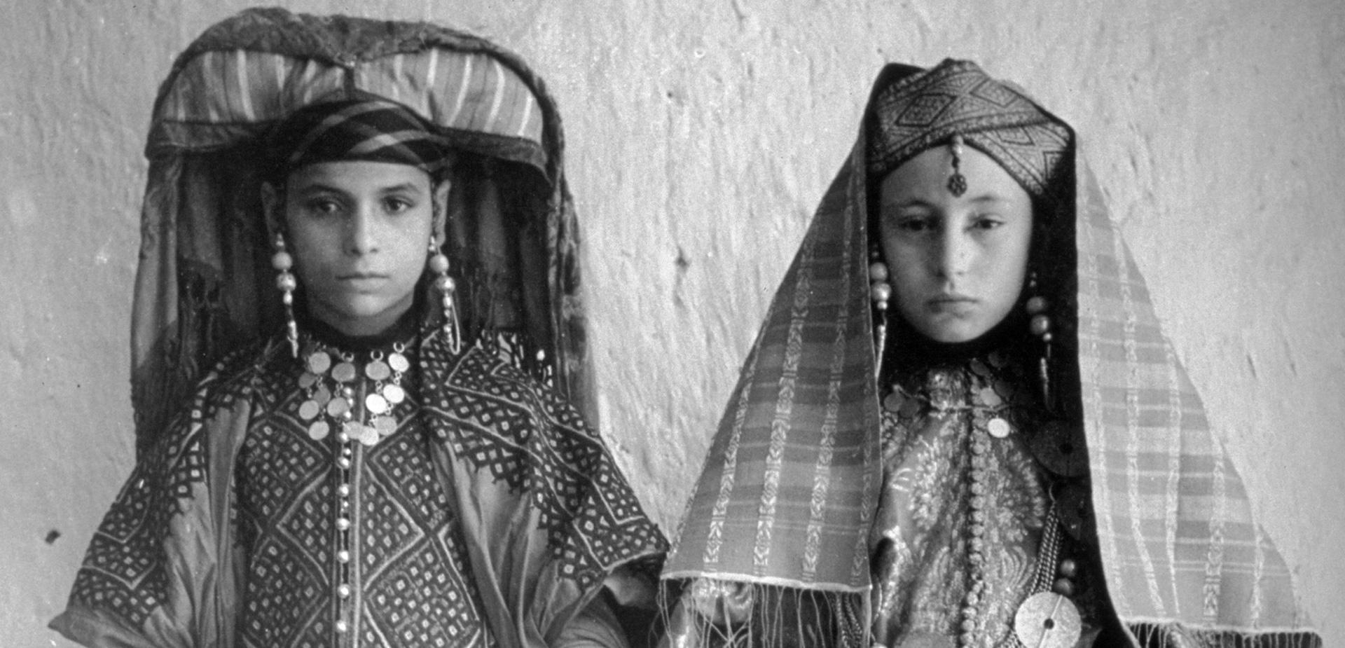 Juifs du Maroc, 1934-1937 Photographies de Jean Besancenot