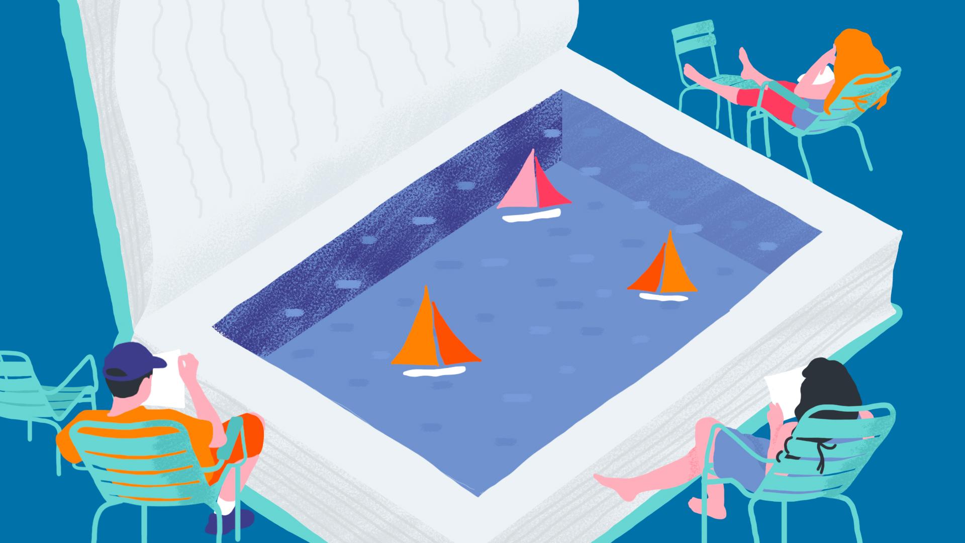 Voyagez en romans avec nos expert.e.s