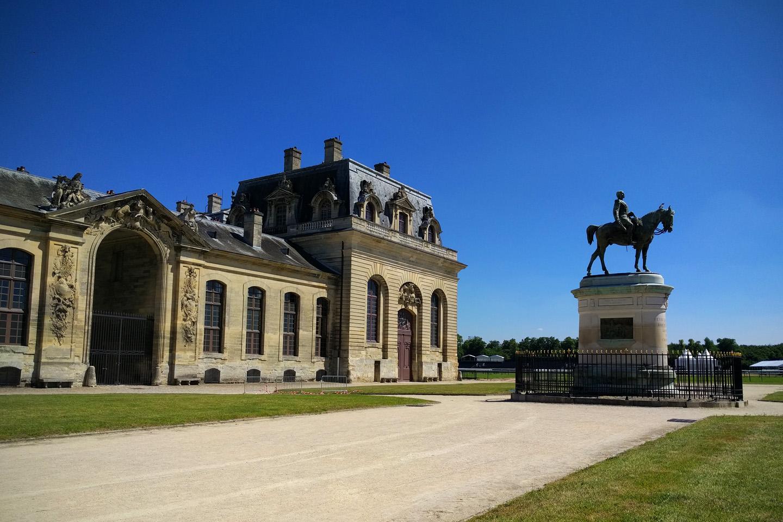 Chantilly quand art et histoire se rencontrent