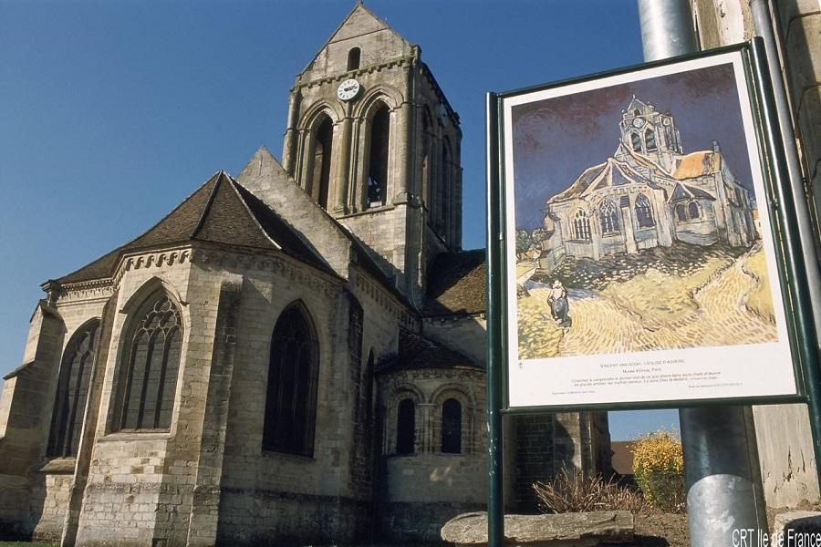 Auvers sur Oise - Villages et Patrimoine