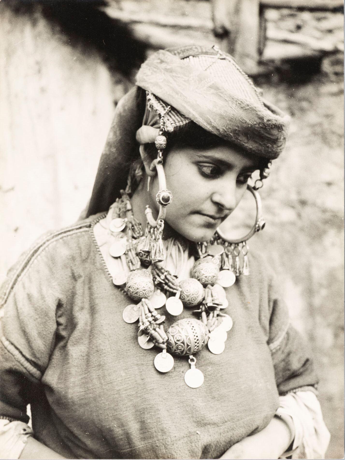 Jean Besancenot - Juifs du Maroc