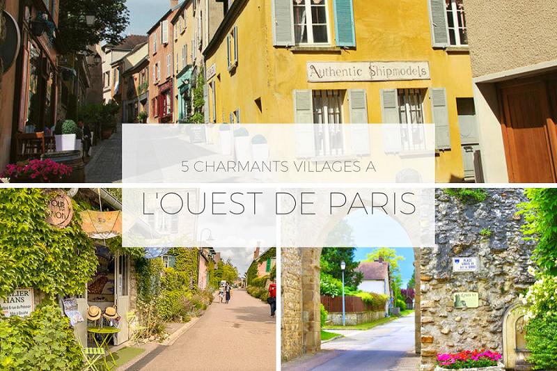 Les villages de l'Ouest Parisien / Villages et Patrimoine