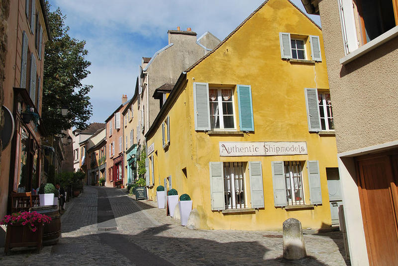 Marly-le-Roi / Village et Patrimoine