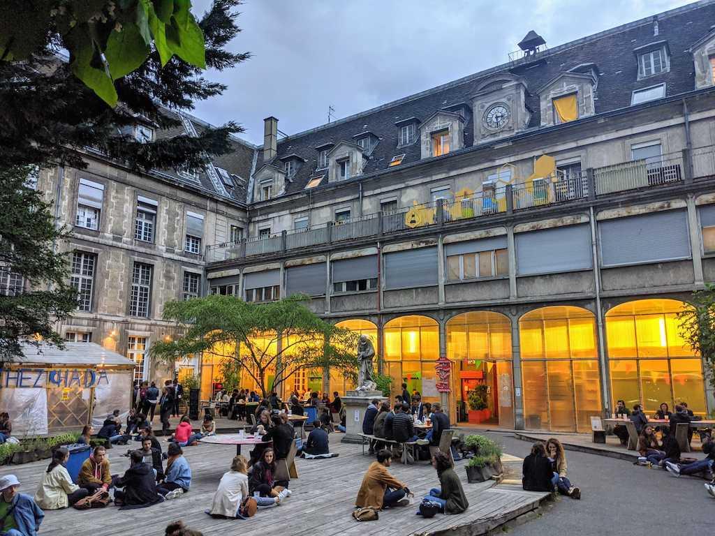 Grands Voisins Paris 14e