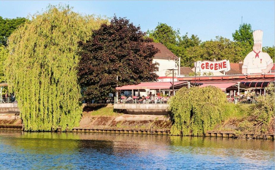Guinguette Chez Gégène