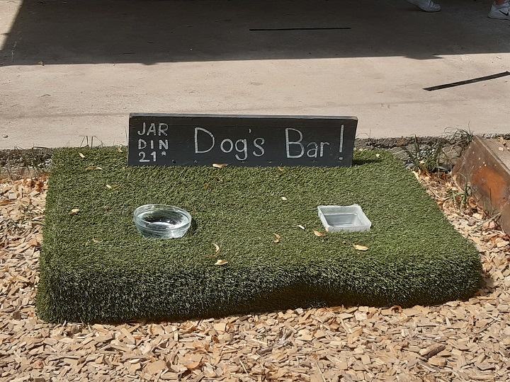 Dog's Bar Jardin21
