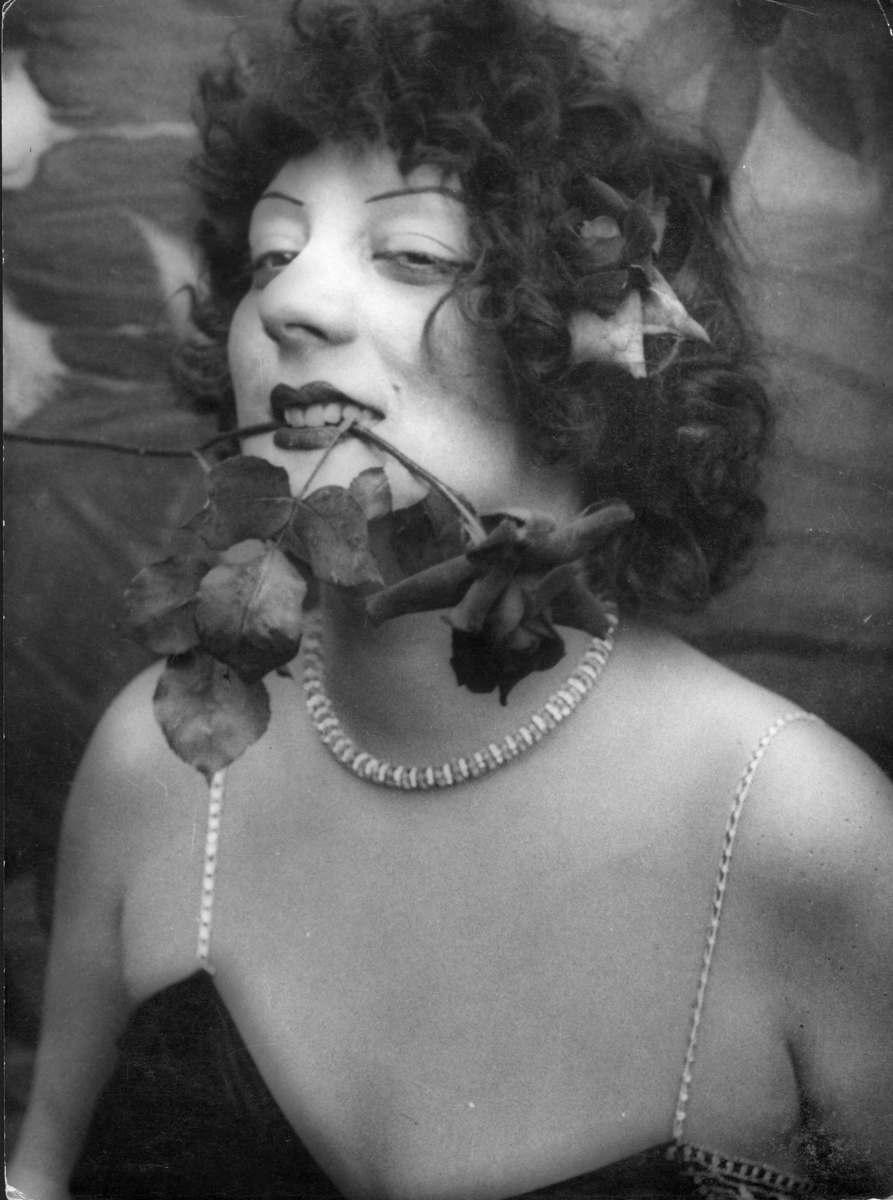 Kiki de Montparnasse (1901-1953), modèle. Paris, vers 1925.