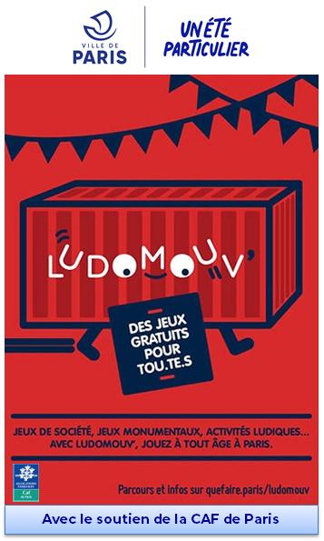 Ludomouv · Un été particulier (soutenu par la CAF)