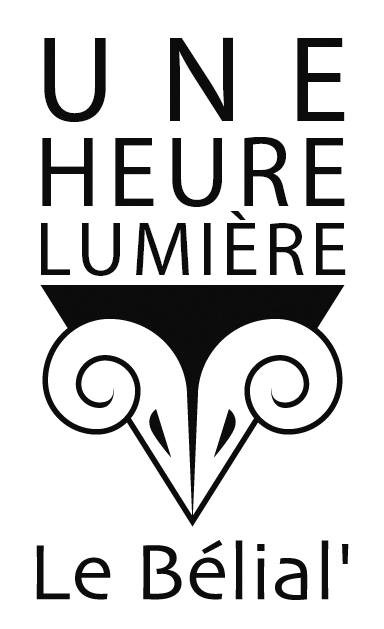 logo maison édition Le Bélial