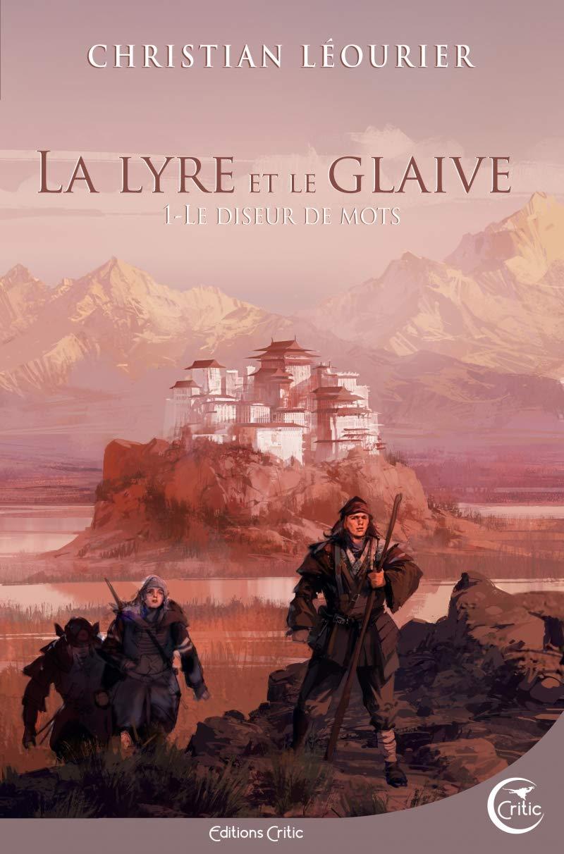 couverture de la Lyre et le glaive de christian léourier