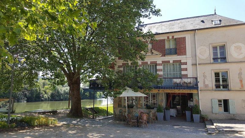 Hameau Fournaise à Chatou