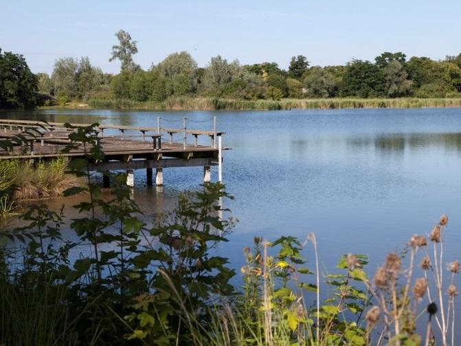Parc départemental de la Boucle de Montesson