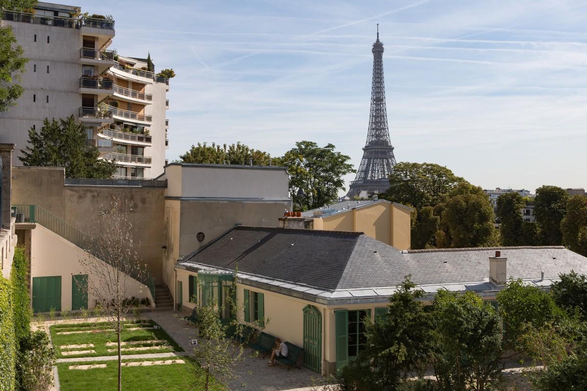 Le musée de la maison de Balzac de la Ville de Paris