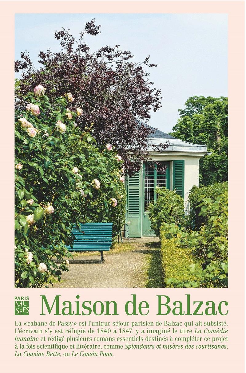 Guide Maison Balzac