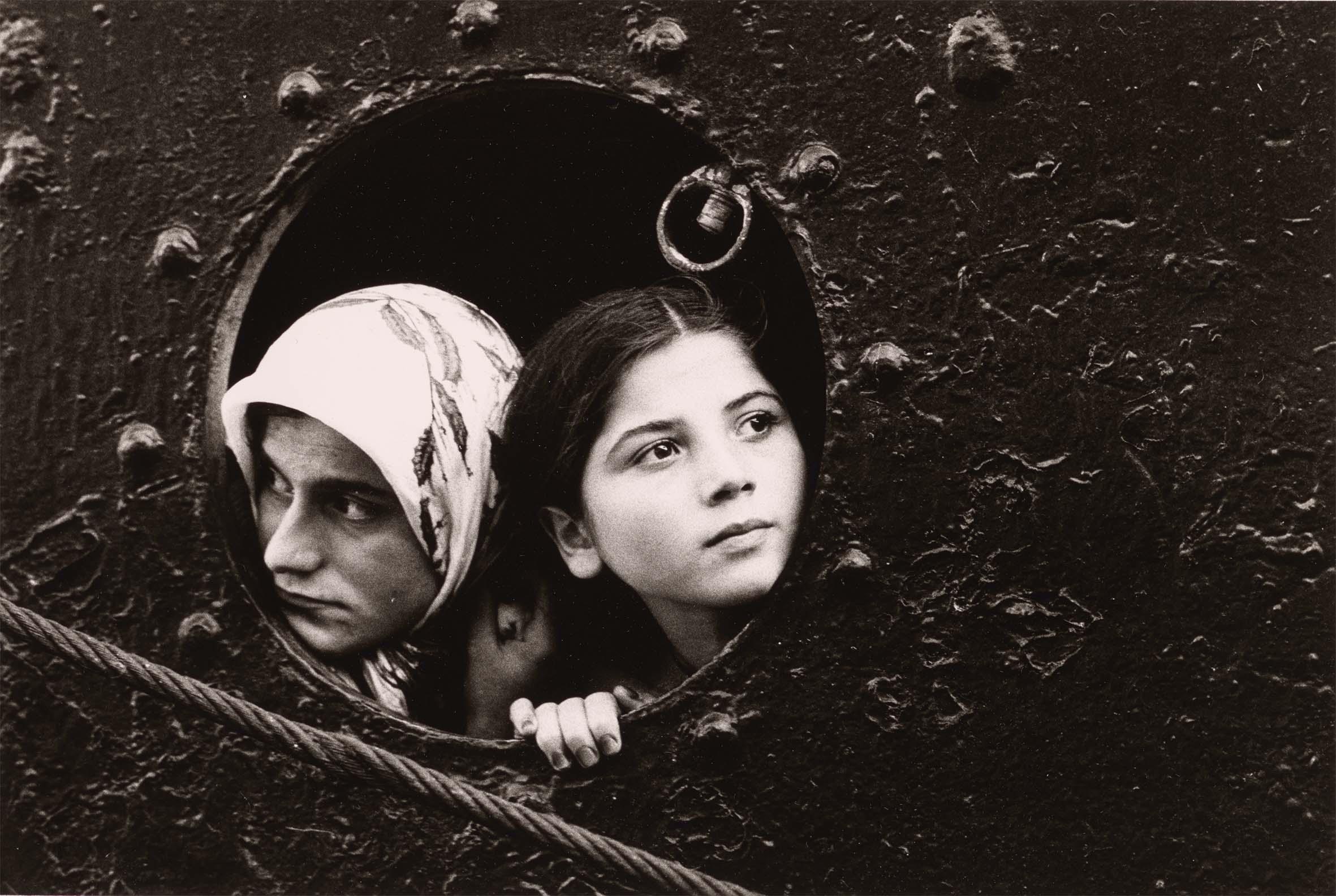 Noir & Blanc : une esthétique de la photographie / REPORTÉ
