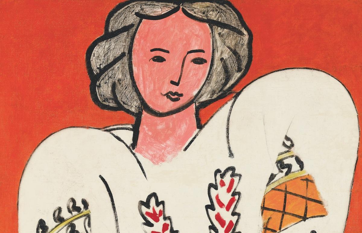 Matisse, comme un roman - REPORTE