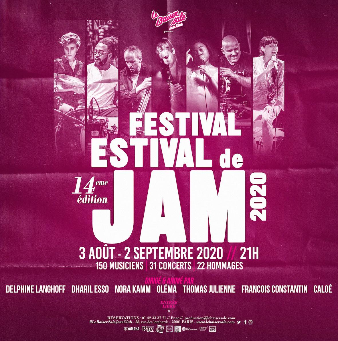 Festival Estival De Jam